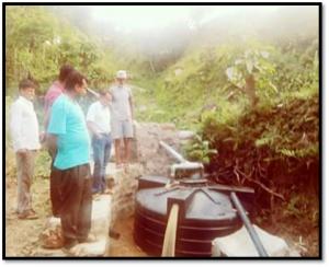 lift irrigation kalchhe